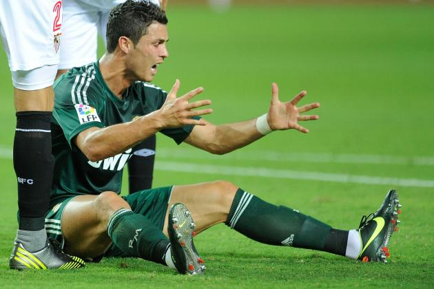 Messi and Ronaldo Watch: Real Madrid Fall to Sevilla, Barcelona Keep Winning