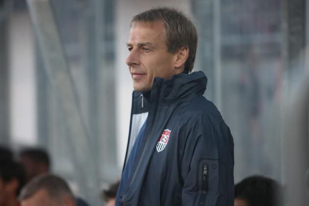 3 Reasons Why Jurgen Klinsmann Can Still Take Stars and Stripes to Next Level
