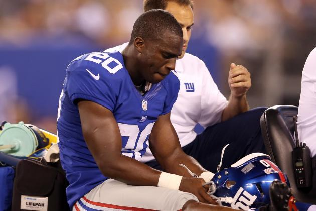 New York Giants: 4 Injured Players Who Would Boost Big Blue's Defense