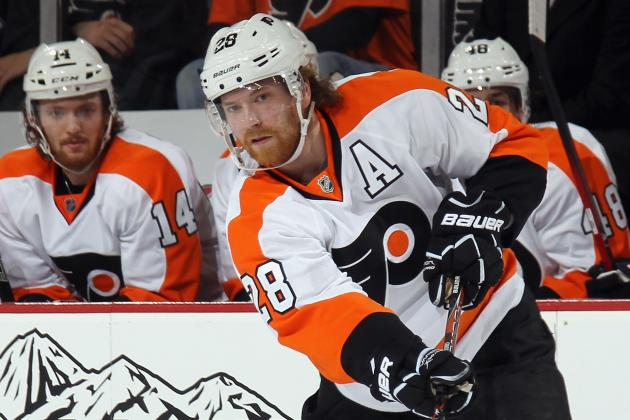6 Reasons Claude Giroux Should Be the New Face of the NHL