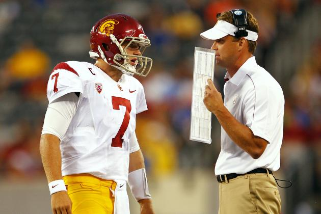 USC Football: 5 Glaring Weaknesses the Trojans Must Fix Going Forward