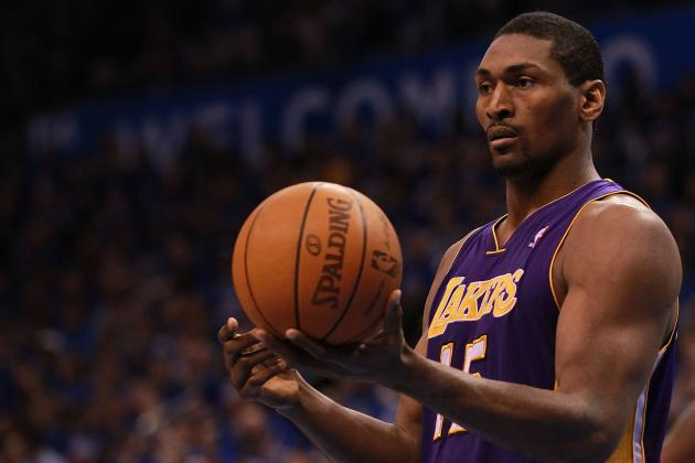 5 Adjustments Metta World Peace Must Make to Become an Elite Defender Again