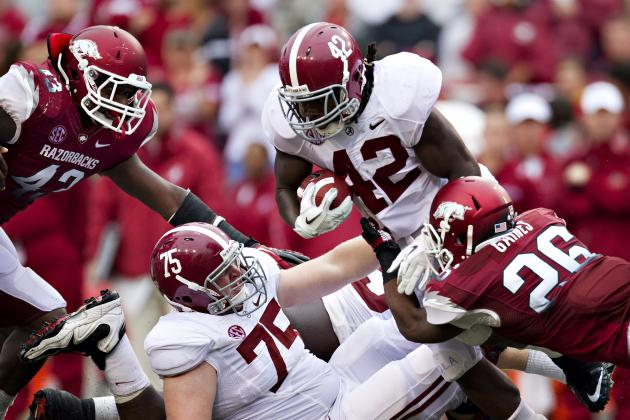 College Football's Most Intriguing Top 25 Matchups and Predictions for Week 4
