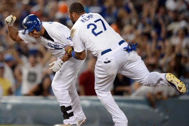 LA Dodgers: Breaking Down Each Remaining Series in Their Playoff Race