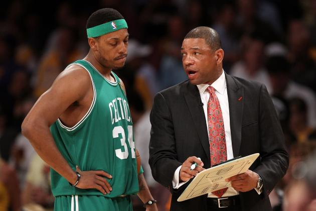 Boston Celtics: 5 Possible Starting Lineups in 2012-13