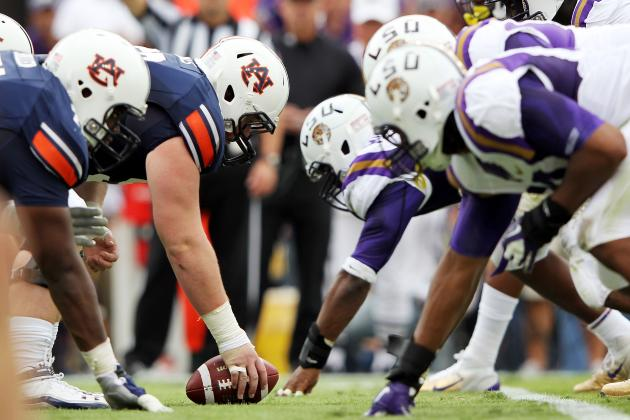LSU vs Auburn: Complete Game Preview