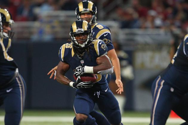 St. Louis Rams: Grading Rams Rookies Through First 2 Weeks of 2012