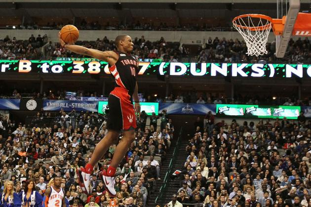 The Top 5 Most Amazing Dunkers in Raptors History