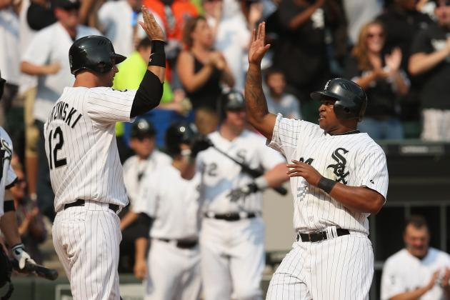 Comparing the 2012 White Sox to the 2008 Playoff Team at Each Position