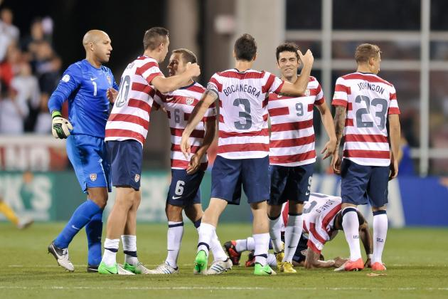 6 Players Who Need to Improve for USA to Qualify for World Cup 2014