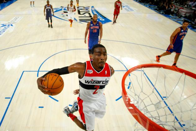 The Top 5 Most Amazing Dunkers in Washington Wizards History