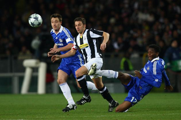 Champions League: Why Chelsea vs. Juventus Could Be a Classic