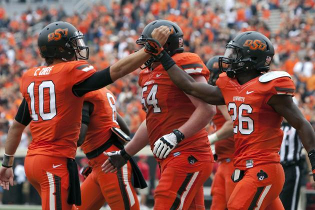 Oklahoma State Football: Winners and Losers from Week 3 Game vs. Louisiana