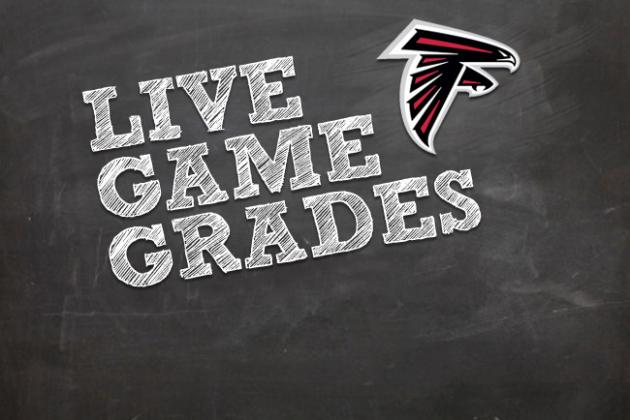 Broncos vs. Falcons: Final Report Card, Player Grades for Atlanta