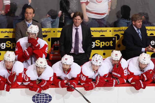 Detroit Red Wings: 5 Ways the NHL Lockout Will Affect the Team This Season
