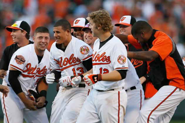 What Beating the Yankees in the AL East Would Mean to Baltimore