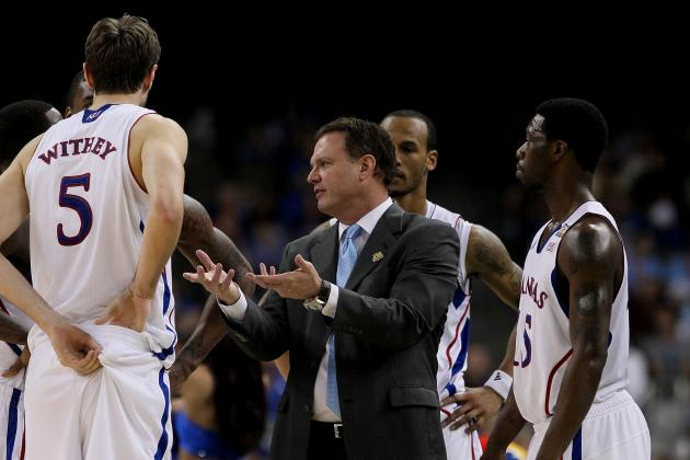 Kansas Basketball: Projecting the Jayhawks' 2012-13 Rotation