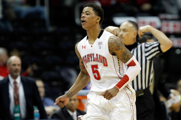 Maryland Basketball: Ranking Each Maryland Starter in Order of Importance