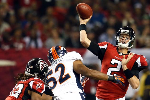 Broncos vs. Falcons: Full Report Card Grades for Monday Night Football