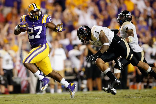 LSU Football: 5 Keys to the Game vs. Auburn