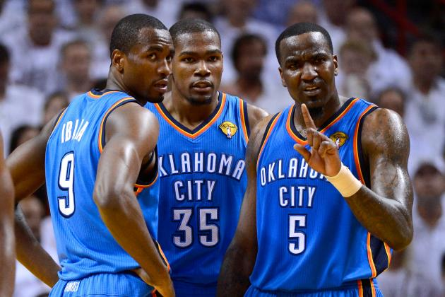 Top 10 Realistic Expectations for the Oklahoma City Thunder in 2012-13