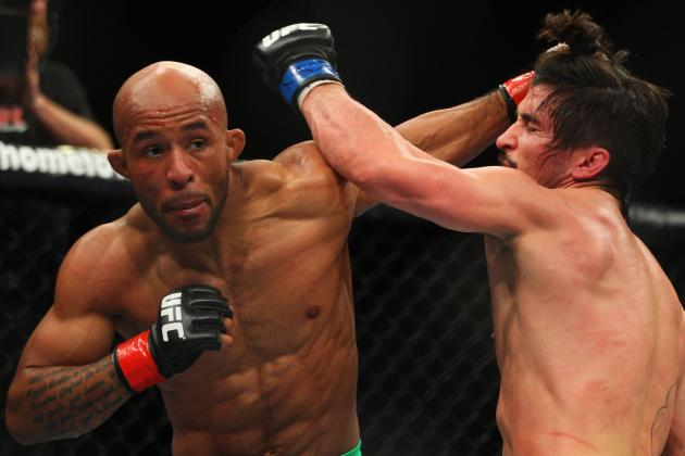 UFC 152: Joseph Benavidez vs. Demetrious Johnson Head-to-Toe Breakdown