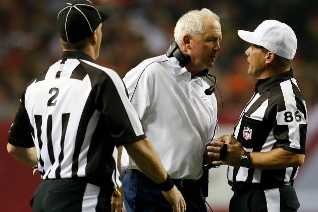 7 Ways Replacement Refs Are Ruining the NFL Product