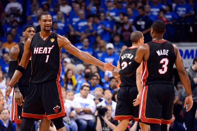 5 Reasons Chris Bosh Shouldn't Become Miami Heat's 2nd Scoring Option
