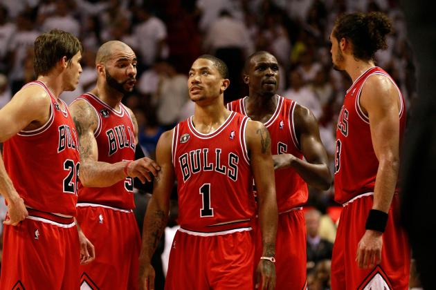 Odds of Each Chicago Bulls Player Remaining Healthy for the Full Season