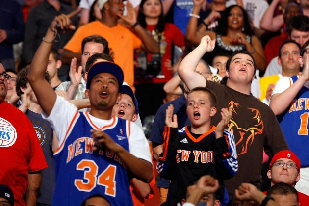 Are New York Knicks Fans Too Optimistic or Too Cynical About 2012-13?