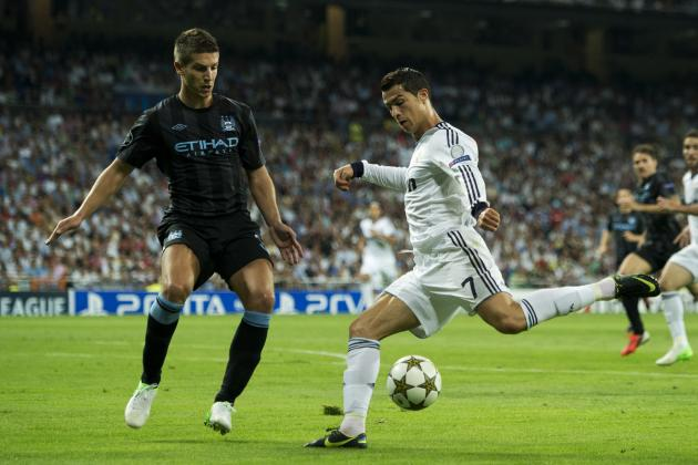 Champions League Power Rankings: Real Madrid Look Like Early Favorites