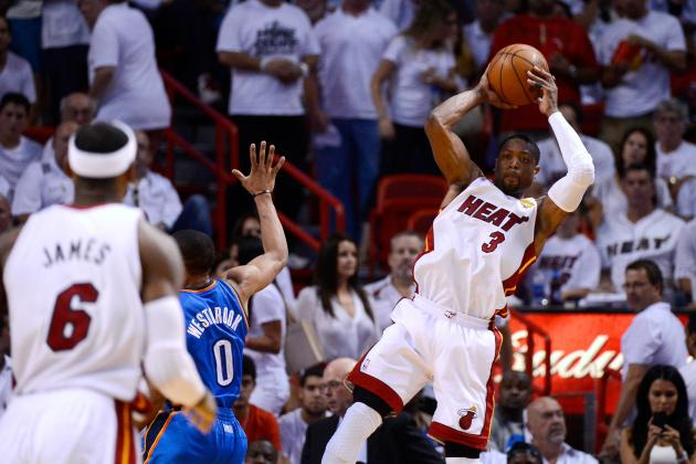 5 Possible Starting Lineups for the Miami Heat in 2012-13
