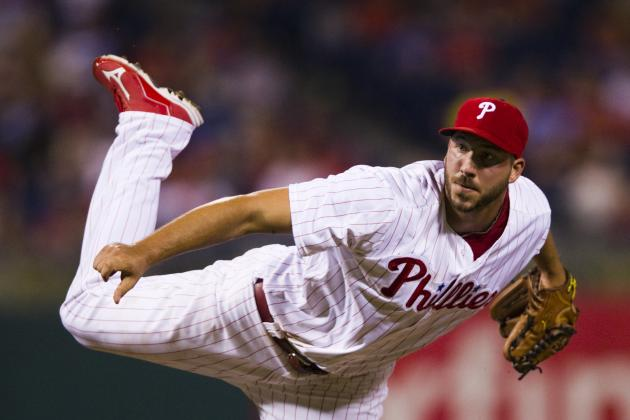 4 Prospects the Phillies Must Turn to NOW to Fulfill Epic Wild-Card Comeback