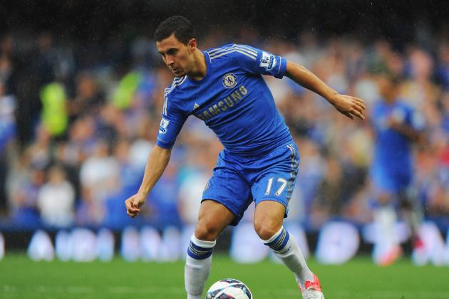 Why Eden Hazard Will Soon Challenge Messi and Ronaldo as World's Best Player