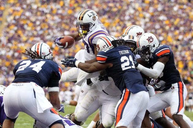 LSU vs. Auburn: Why Showdown Will Be Closer Than Most Think