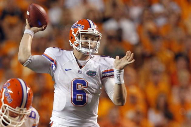 Florida Football: 5 Players Most Responsible for the Gators' Fast Start