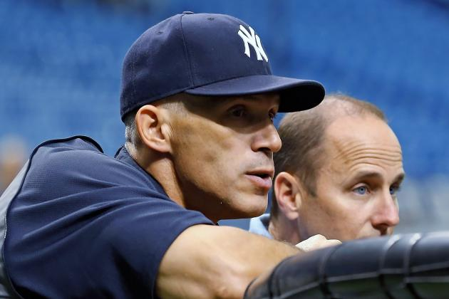 3 New York Yankees Problems in 2012 That Will Linger into the 2013 Season