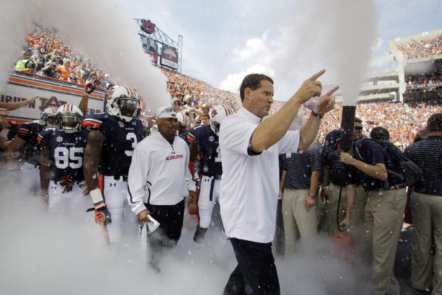 LSU vs. Auburn Scouting Report: Best Blueprint to a Gene Chizik Victory