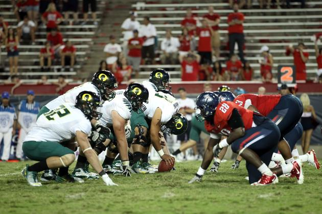 Arizona Wildcats vs. Oregon Ducks: Complete Game Preview