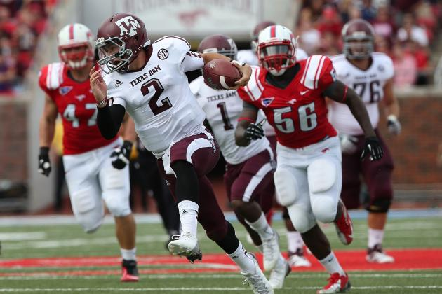 Why Aggie QB Johnny Manziel Will Wreak Havoc on SEC Defenses for Years to Come