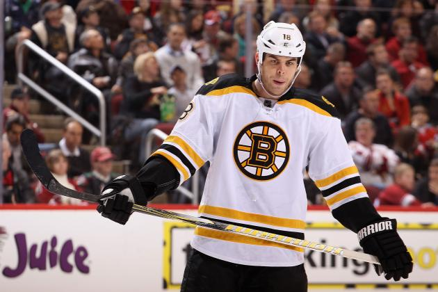 5 Boston Bruins We Will Miss the Most During the NHL Lockout