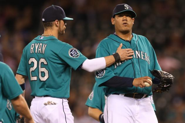 AL Cy Young Award Rankings: With Felix Hernandez Struggling, Who's No. 1?