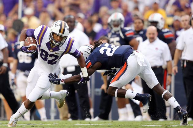 LSU vs. Auburn: Complete Game Preview