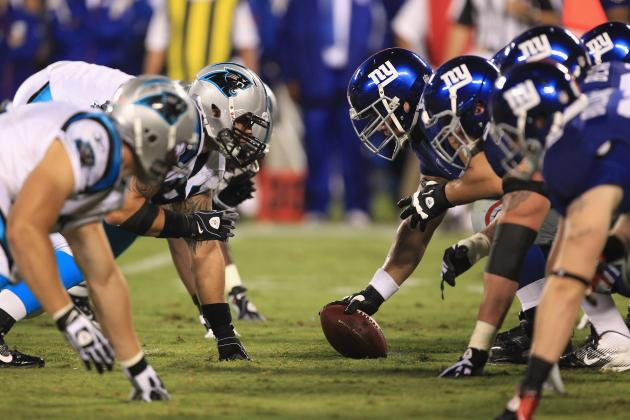 New York Giants: Most Critical Matchups vs. Carolina Panthers