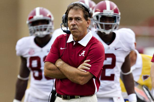 Alabama Football: 5 Keys to the Game vs. Florida Atlantic Owls