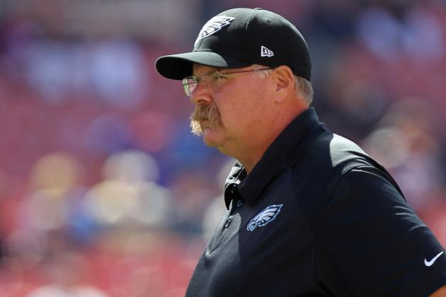 Philadelphia Eagles: 4 Reasons Andy Reid Will Lead His Team into Playoffs