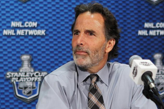 The 5 Best John Tortorella Moments of All Time