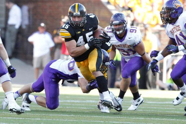 5 Questions When the Iowa Hawkeyes Face Central Michigan