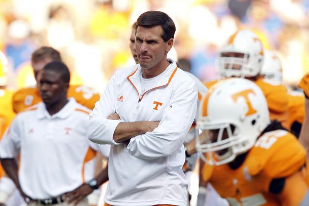 Derek Dooley: 10 Candidates to Replace Tennessee Volunteers Head Coach