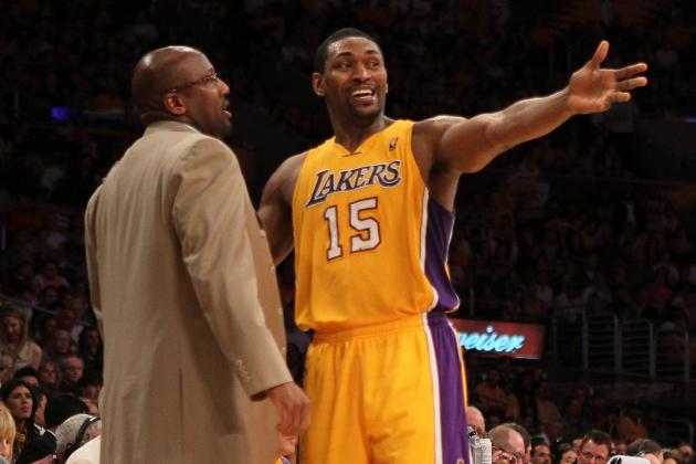 5 Possible Starting Lineups for the L.A. Lakers in 2012-13